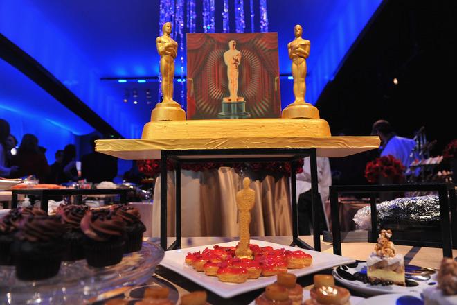 """Балът след """"Оскарите"""" в аванс"""