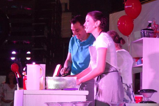 Tupperware усмихна 120 малки и големи фенове на здравословната кухня