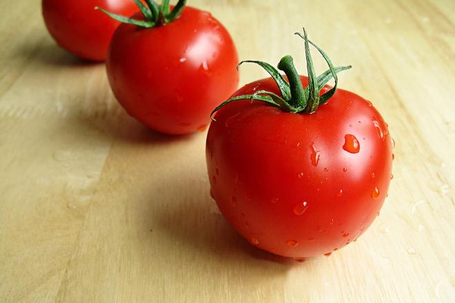 Доматът - родственик на плодовете и цар на зеленчуците