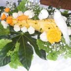 Зеленчукови скулптури вдигат карвинг-майстори в Лясковец