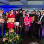 БХРА връчи годишните награди за професионални хотелиерски, ресторантьорски и маркетингови практики