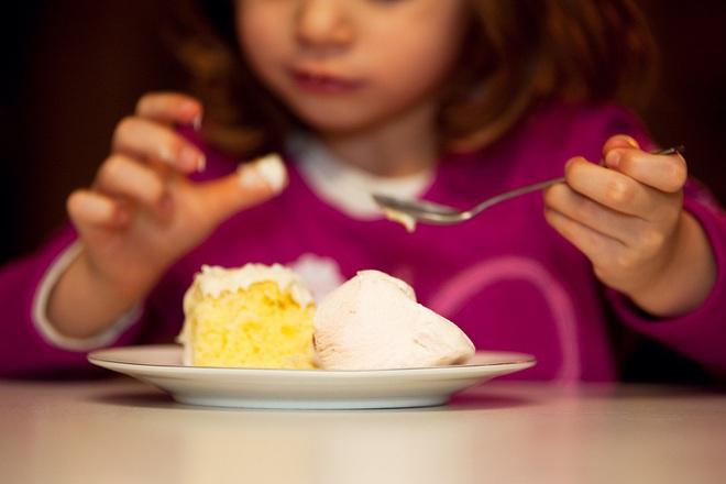 Здравословни хранителни навици за вашето дете