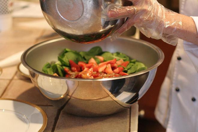 Днес е Европейският ден за здравословно хранене и готвене