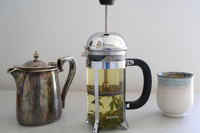 Зеленият чай вреден за черния дроб?