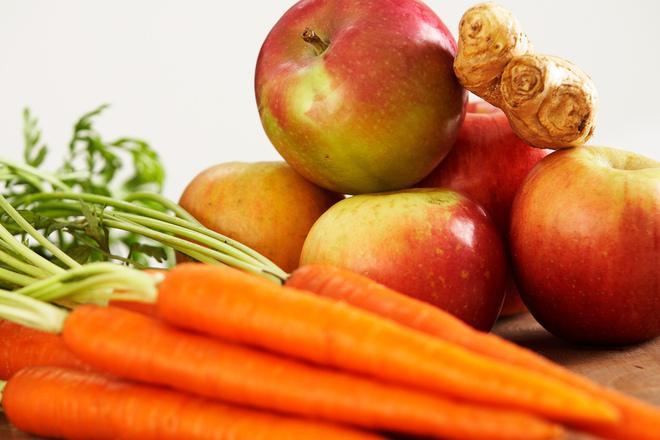 Морковите или ябълките са по-полезни