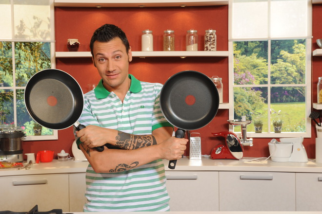 Лео: Лудият кулинарен купонджия