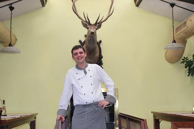 В кухнята с chef Росен Тачев