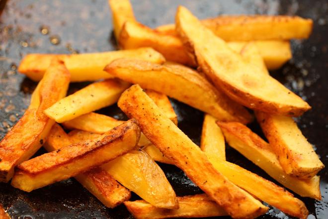 Пържените картофи - полезни за здравето?