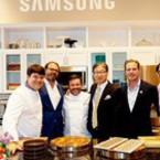 Samsung представя Samsung Club des Chefs