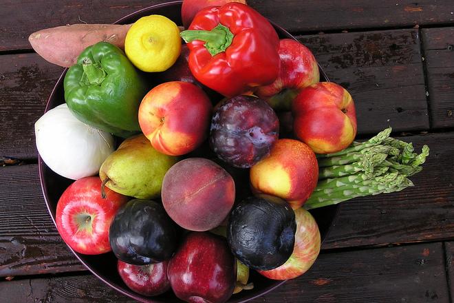 Плодовете и зеленчуците не са това, което бяха
