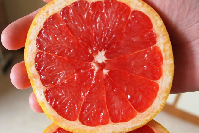 Грейпфрут и семенна течност за по-дълъг живот