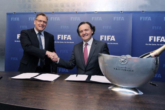 Обявиха официалното Шампанско на FIFA