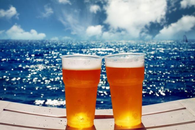 Половин литър бира на ден през лятото действа благоприятно