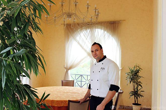 """Chef Ивайло Рангелов: """"Винаги има какво да научиш"""""""