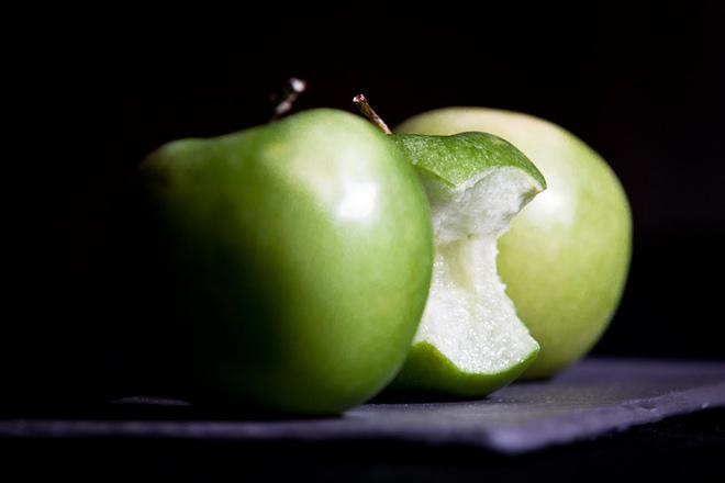Ябълките намаляват холестерола