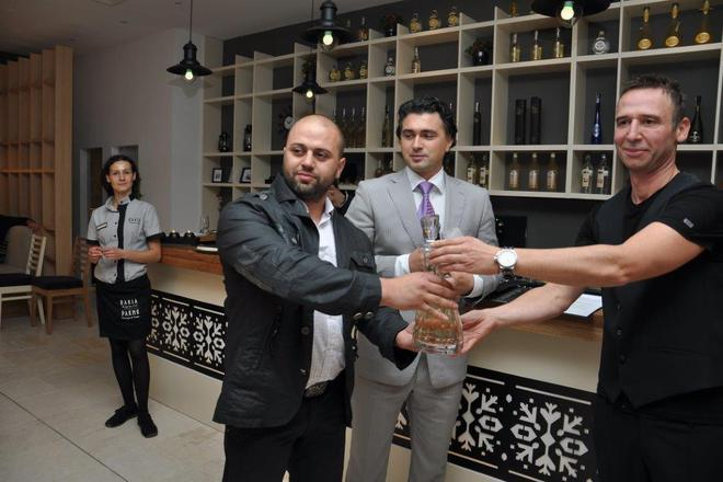 Виктор Калев откри новия концептуален ресторант в СТРАНД Бургас