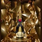 """Moët & Chandon представя лимитирана празнична колекция """"Златен прах"""""""