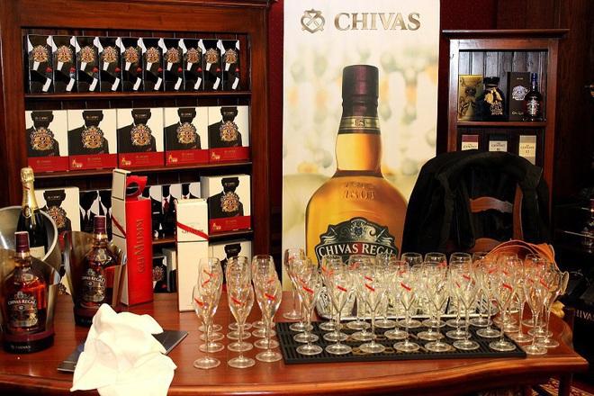 Започна Chivas Gourmet Salon, събитието за любителите на изискани храни и напитки