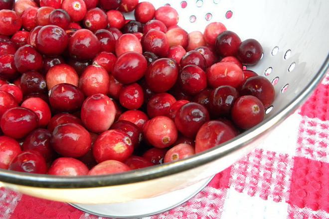 Червените боровинки понижават кръвното налягане
