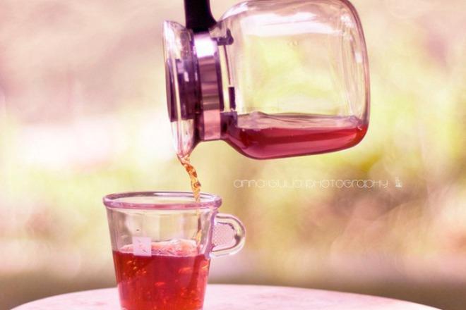 Чаша чай срещу ефекта на цигарите