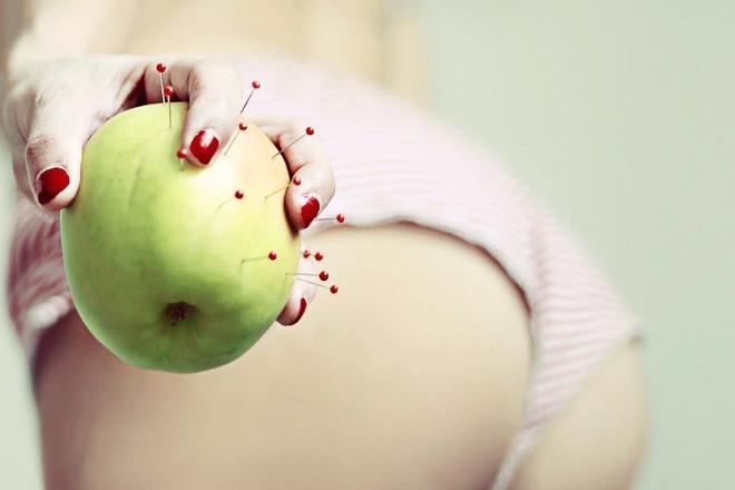 Любимият плод показва сексуалния характер