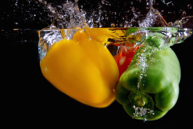 Свежи зеленчуци против махмурлук