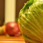 Салата айсбер - малко калории и много витамини