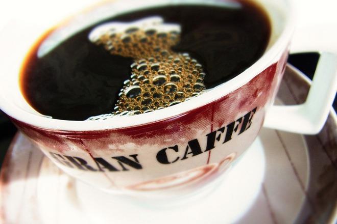 Защо черният дроб обича кафе?