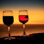 Червеното вино - полезно за зрението