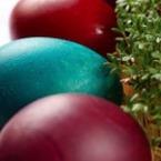 Как да си направим натурална боя за яйца