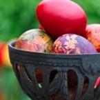 Съвети за боядисване на яйца