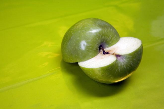 Чудесата на зелената ябълка