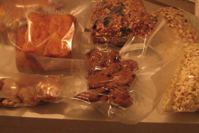 Вакуумираните храни - смъртно опасни