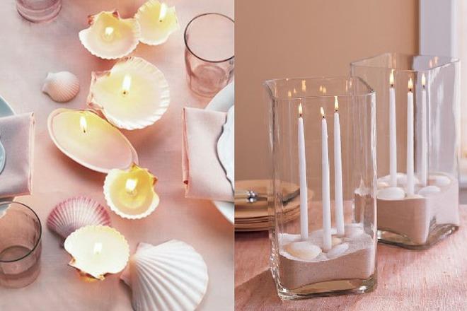 Идеи за външно осветление на масата (част 2)