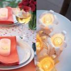 Идеи за външно осветление на масата (част 3)