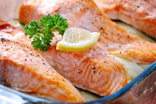 Защо печената риба е полезна за мозъка