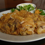 Сочно пиле с майонеза