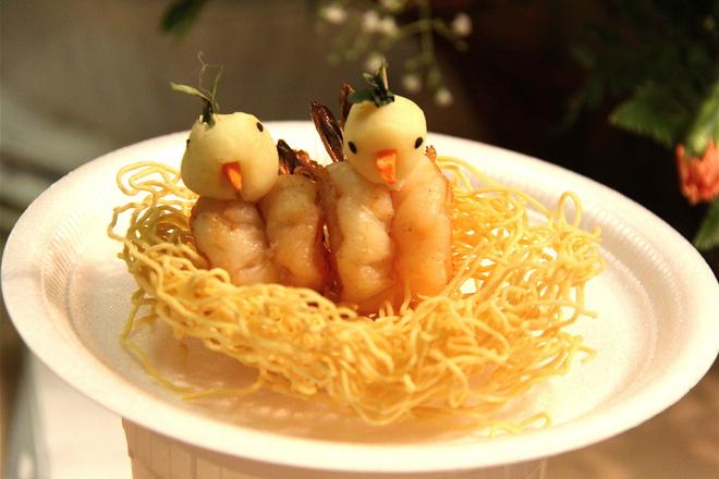 Картофени пиленца