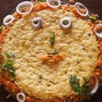 Бърза солена палачинкова торта