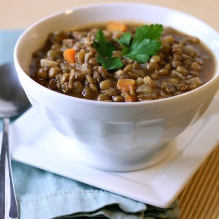 Large supa ot leshta