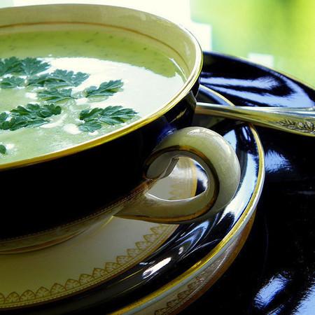 Large supa ot kiselets
