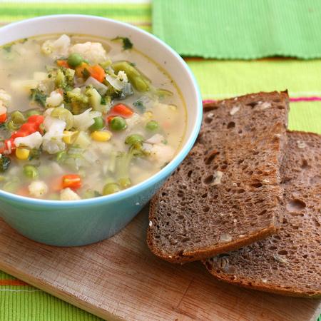 Large zelenchukova supa