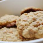 Бисквитки с овесени ядки