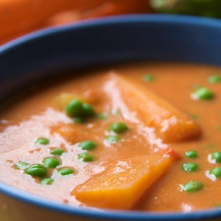 Large krem supa ot morkovi