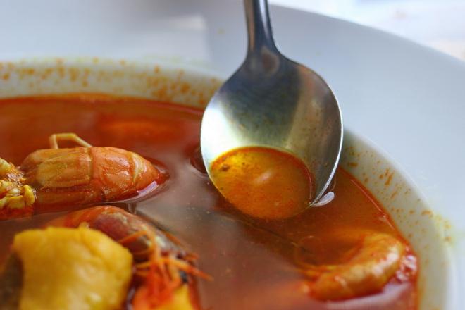 Супа от скариди