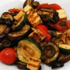 Мариновани зеленчуци на скара