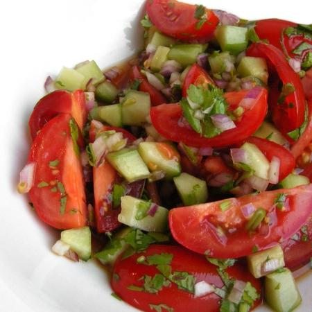 Large sharena salata