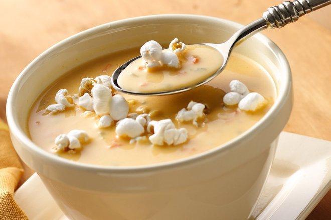 Супа от бира и сирене