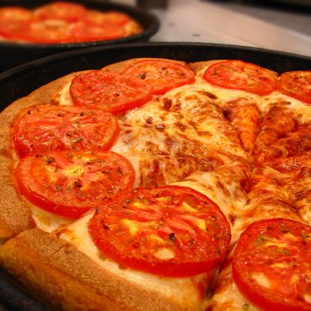 Large pitsa margarita