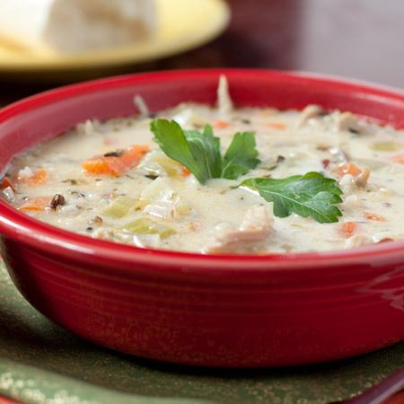 Large supa ot pileshki drebolii